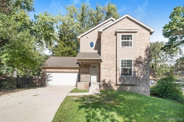 34014 Orangelawn Street, Livonia, MI 48150 (#2210086403) :: The Alex Nugent Team | Real Estate One