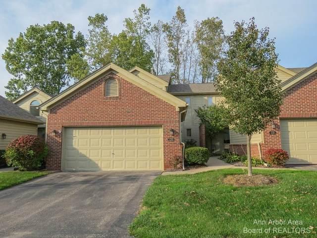 120 Ponds View Drive, Ann Arbor, MI 48103 (#543284497) :: Robert E Smith Realty
