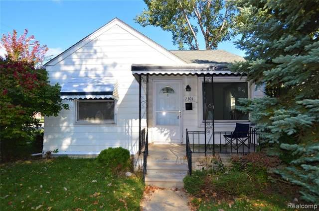 2301 Barrett Avenue, Royal Oak, MI 48067 (#2210086414) :: Real Estate For A CAUSE