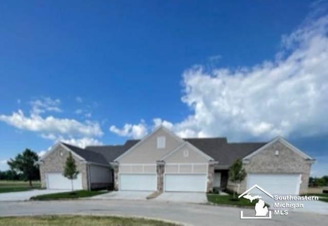 4165 Plum Village Circle #33, Monroe, MI 48161 (#57050057879) :: Real Estate For A CAUSE
