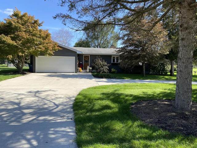 673 N Union City Rd, Coldwater Twp, MI 49036 (#62021110595) :: Robert E Smith Realty