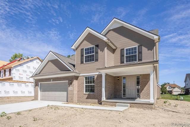 8552 Jack Pine Circle, Augusta Twp, MI 48197 (#2210086454) :: The Alex Nugent Team | Real Estate One