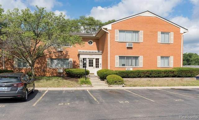 803 Plate St Unit 104, Rochester, MI 48307 (#2210086498) :: National Realty Centers, Inc