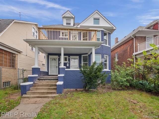 349 Westminster Street, Detroit, MI 48202 (#2210086516) :: Duneske Real Estate Advisors