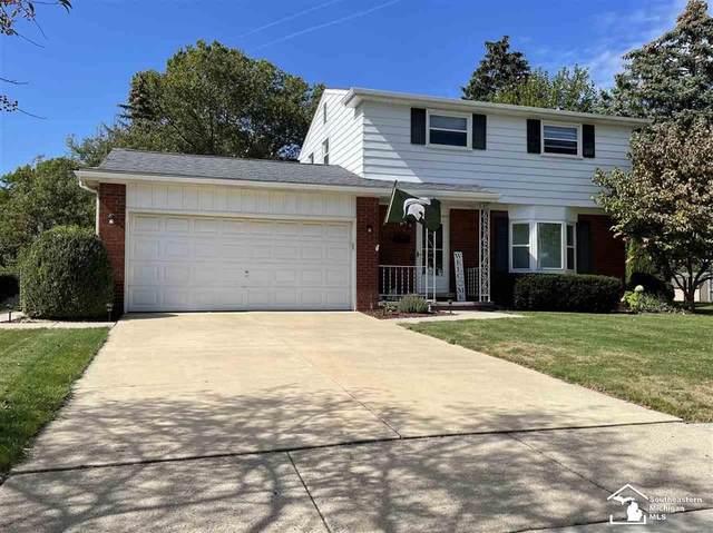 189 Cranbrook Blvd, Monroe, MI 48162 (#57050057930) :: Duneske Real Estate Advisors