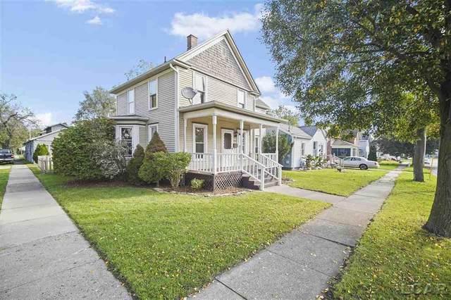 1103 E Maple Ave, Adrian, MI 49221 (#56050057934) :: The Alex Nugent Team | Real Estate One