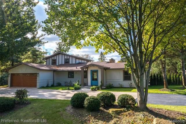 41801 8 MILE Road, Northville Twp, MI 48167 (#2210086646) :: GK Real Estate Team
