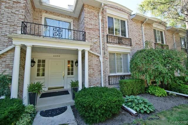 40750 Woodward Ave #26, Bloomfield Hills, MI 48304 (#2210086655) :: Robert E Smith Realty