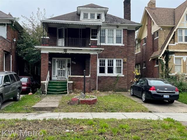 2989 Calvert Street, Detroit, MI 48206 (#2210086690) :: Duneske Real Estate Advisors