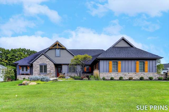 605 Stonehill Court, Georgetown Twp, MI 49418 (#65021110812) :: National Realty Centers, Inc