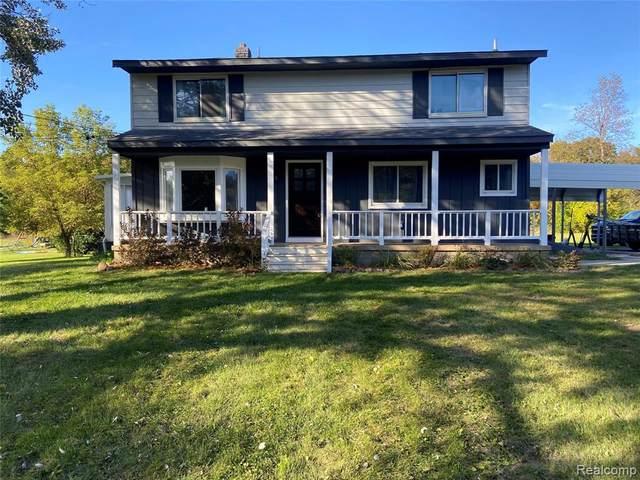 561 Granger Road, Ortonville Vlg, MI 48462 (#2210086748) :: Duneske Real Estate Advisors