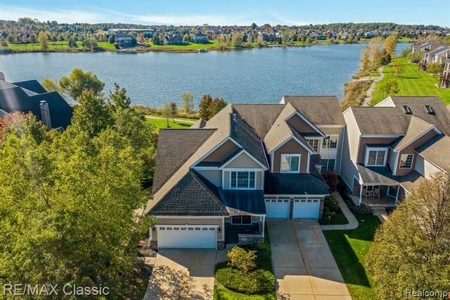 24849 Reeds Pointe Drive, Novi, MI 48374 (#2210086784) :: The Alex Nugent Team | Real Estate One