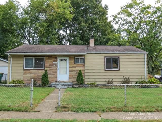 2841 Woodruff Lane, Ypsilanti, MI 48198 (#543284520) :: National Realty Centers, Inc