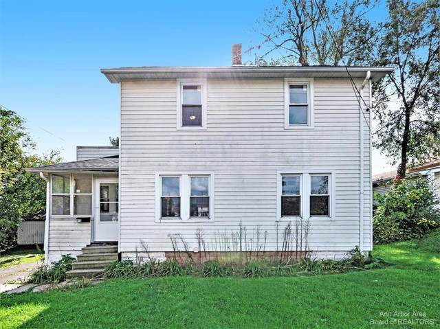 415 E Prospect Street, Jackson, MI 49203 (#543284506) :: Robert E Smith Realty