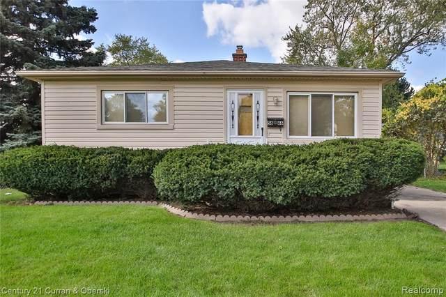 5666 Culver Street, Dearborn Heights, MI 48125 (#2210086876) :: GK Real Estate Team