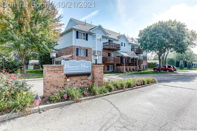 142 Pinewood Circle, Plymouth, MI 48170 (#2210086915) :: GK Real Estate Team