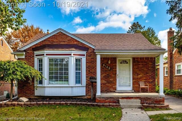 9168 Sarasota, Redford Twp, MI 48239 (#2210086928) :: GK Real Estate Team