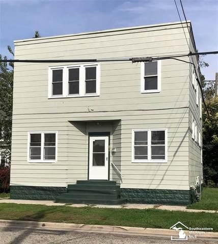 211 E 5TH, Monroe, MI 48161 (#57050058088) :: Duneske Real Estate Advisors