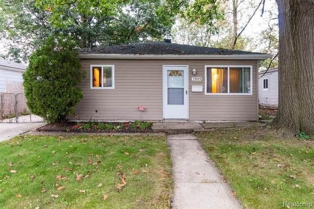 7849 Pine Street, Taylor, MI 48180 (#2210086980) :: Duneske Real Estate Advisors