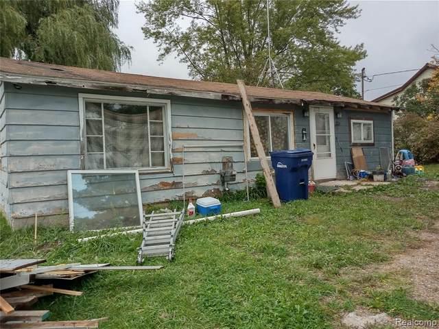 615 E Main St, Marion Vlg, MI 49665 (#2210086987) :: Duneske Real Estate Advisors