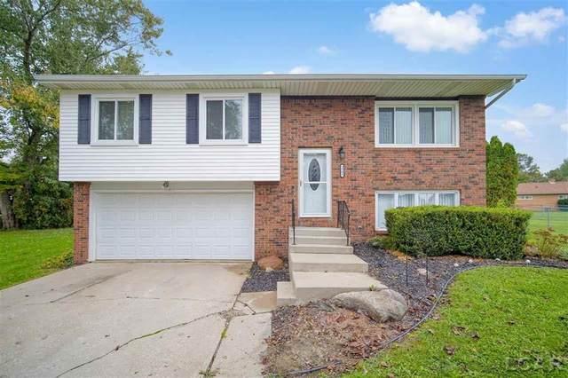 2161 Wolf Creek Hwy, Adrian Twp, MI 49221 (#56050058095) :: The Alex Nugent Team | Real Estate One