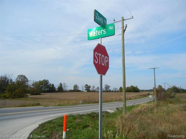 0000 S Zeeb Road, Lodi Twp, MI 48103 (#2210087012) :: National Realty Centers, Inc