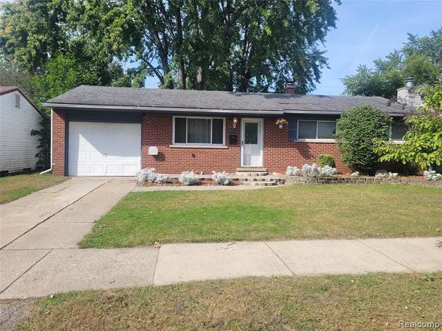 41231 Memphis Drive, Sterling Heights, MI 48313 (#2210087034) :: The BK Agency