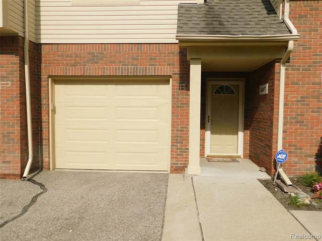 4047 Cornerstone Drive, Canton Twp, MI 48188 (#2210087090) :: Real Estate For A CAUSE
