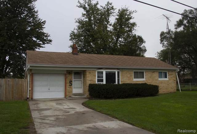 5493 Kellar Avenue, Mt. Morris Twp, MI 48505 (#2210087120) :: Real Estate For A CAUSE