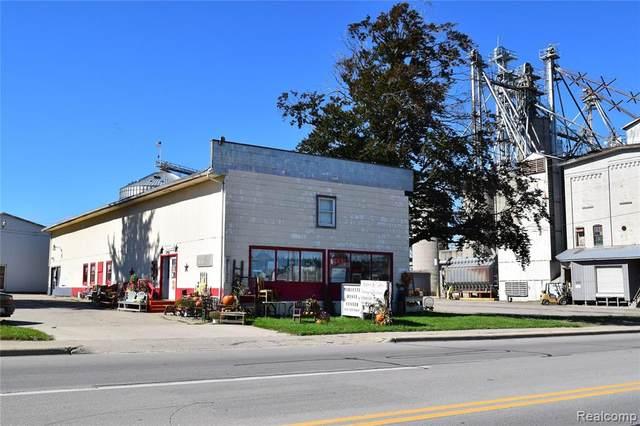 3382 Main Street, Marlette, MI 48453 (#2210087144) :: Robert E Smith Realty