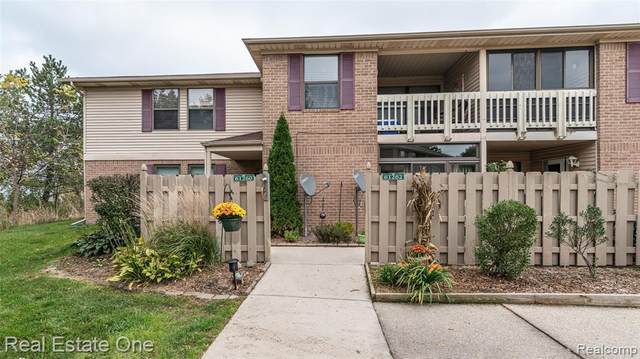 61262 Greenwood Drive #79, South Lyon, MI 48178 (#2210087202) :: Real Estate For A CAUSE