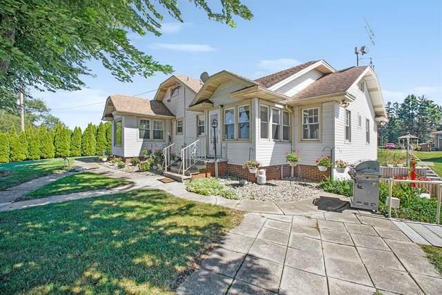 526 W Lemon Creek Road, Baroda Twp, MI 49101 (#69021111140) :: The Alex Nugent Team   Real Estate One