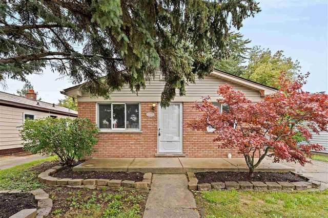 19843 Macel, Roseville, MI 48066 (#58050058187) :: GK Real Estate Team