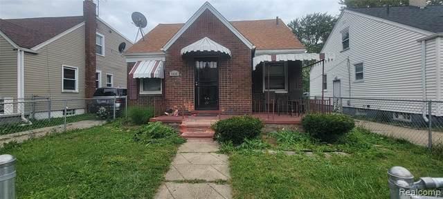 6835 Brace Street, Detroit, MI 48228 (#2210087233) :: Robert E Smith Realty