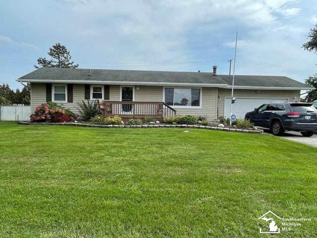 1780 Sheick Road, Raisinville Twp, MI 48162 (#57050058191) :: Duneske Real Estate Advisors
