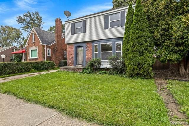 4377 Berkshire Street, Detroit, MI 48224 (#2210087255) :: Robert E Smith Realty