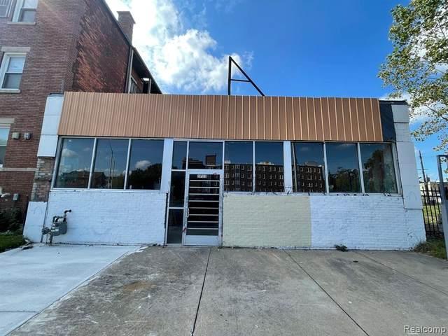 3711 2ND Avenue, Detroit, MI 48201 (#2210087285) :: Duneske Real Estate Advisors