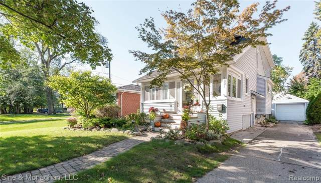 1821 N Washington Avenue, Royal Oak, MI 48073 (#2210087308) :: BestMichiganHouses.com