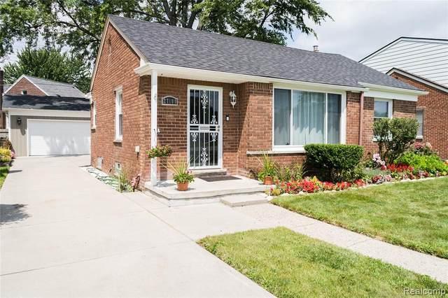 27100 Southwestern Hwy, Redford Twp, MI 48239 (#2210087320) :: GK Real Estate Team