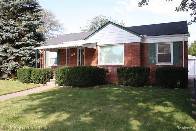 19034 Pinecrest Drive, Allen Park, MI 48101 (#2210087331) :: GK Real Estate Team