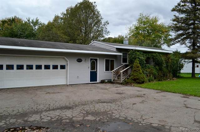 9111 N Lewis Road, Clio, MI 48420 (#2210087332) :: National Realty Centers, Inc