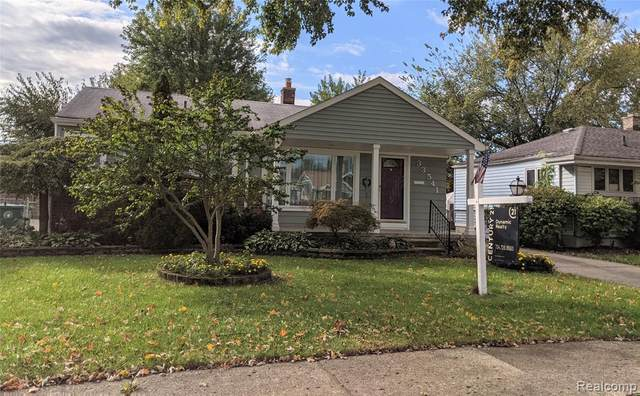33541 Alta Street, Garden City, MI 48135 (#2210087362) :: GK Real Estate Team
