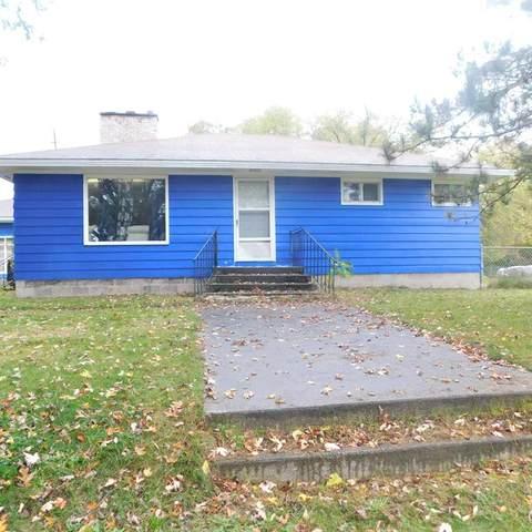 165 E Brooks Street, Newaygo, MI 49337 (#72021111210) :: Real Estate For A CAUSE