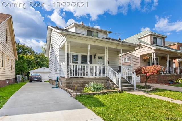 6101 Orchard Street, Dearborn, MI 48126 (#2210087399) :: Real Estate For A CAUSE