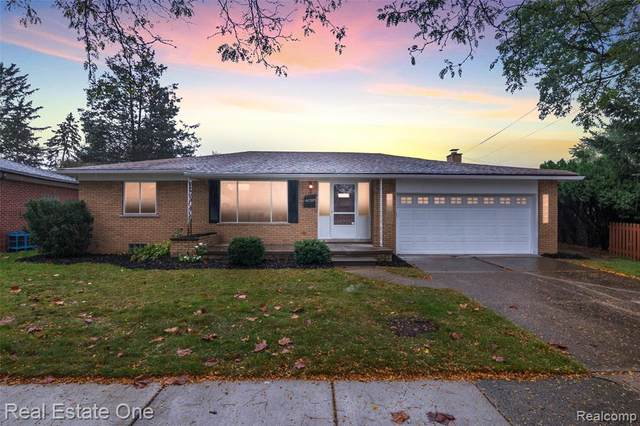 30128 Acacia Street, Livonia, MI 48154 (#2210087423) :: The Alex Nugent Team | Real Estate One