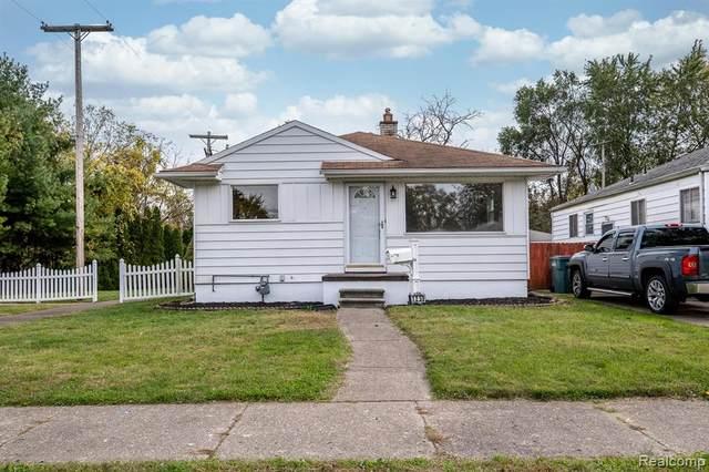 1257 Lejeune Avenue, Lincoln Park, MI 48146 (#2210087474) :: Real Estate For A CAUSE