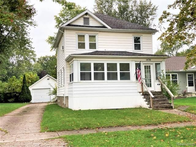 1430 Connecticut Avenue, Marysville, MI 48040 (#2210087617) :: Duneske Real Estate Advisors
