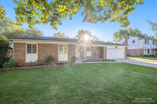 2829 Seminole Road, Pittsfield Twp, MI 48108 (#543284564) :: Duneske Real Estate Advisors