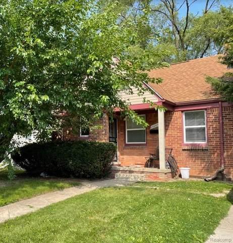 14006 Piedmont Street, Detroit, MI 48223 (#2210087740) :: Duneske Real Estate Advisors