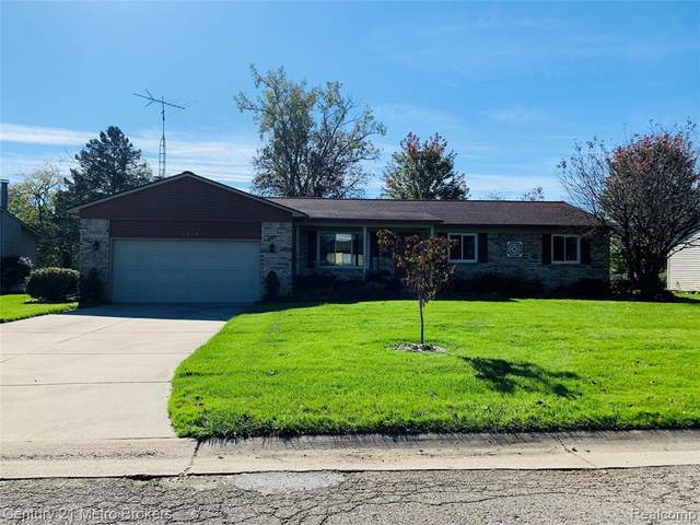 12278 Townline Road, Grand Blanc, MI 48346 (#2210087742) :: National Realty Centers, Inc